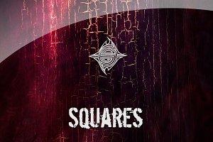 25 Textures - Squares