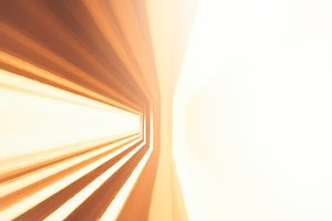 Diagonal light beams illustration background