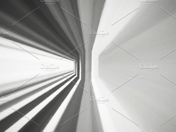 Diagonal Lights And Shadows Illustration Background