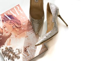 High Heels Fashion Stock Photo