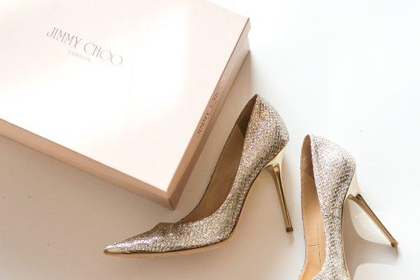Fashion Heels Stock Photo