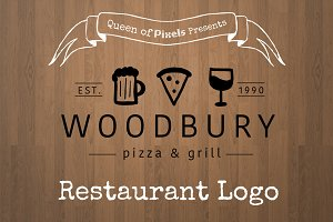Restaurant Vector Logo