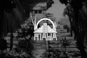 Logo template | MAYA