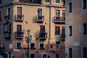 Buildings In Venice, Italy