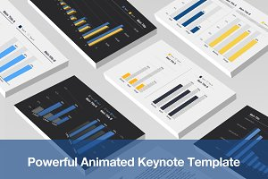 Powerful Animated Keynote Charts