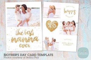 AD005 Nanna/Mothers Day Card