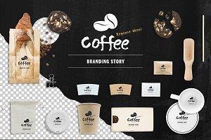 Coffee Branding Story