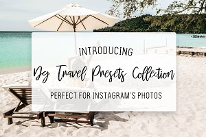 DG TRAVEL PRESETS COLLECTION