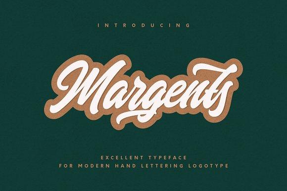 Margents Logotype