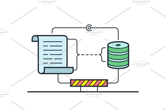 Log management and intelligence in Illustrations