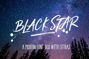 Black Star : 3 Sets + Sans