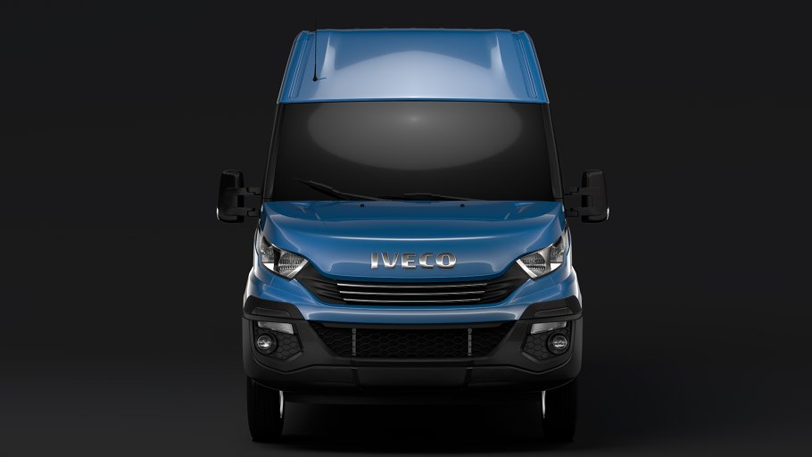 Iveco Daily Van L3H2 2017 in Vehicles - product preview 2