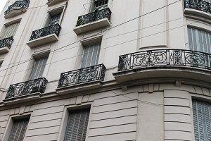 Architecture Vintage Detail