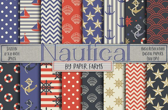 Nautical Backgrounds