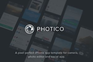 Photico – iPhone App Template