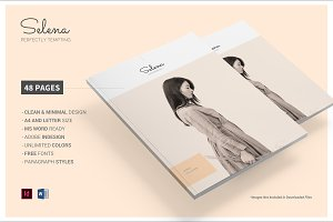 Premium Fashion Look Book & Catalog