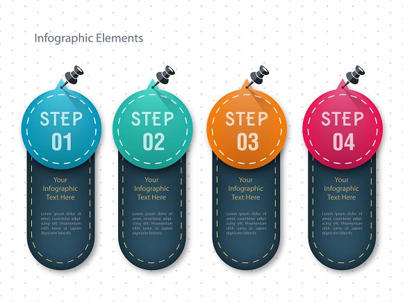 Infographic Template Collection - AI in Illustrations - product preview 2