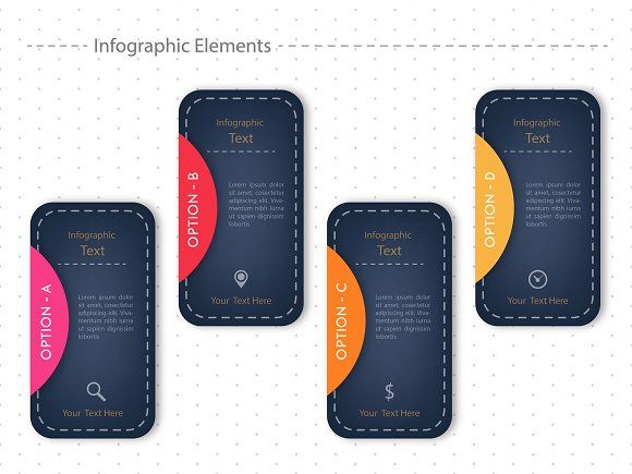 Infographic Template Collection - AI in Illustrations - product preview 3