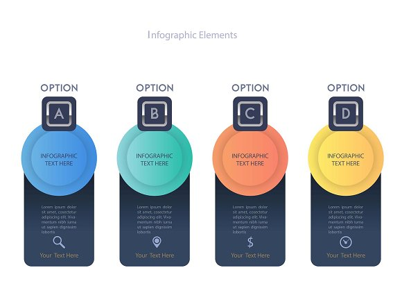 Infographic Template Collection - AI in Illustrations - product preview 8
