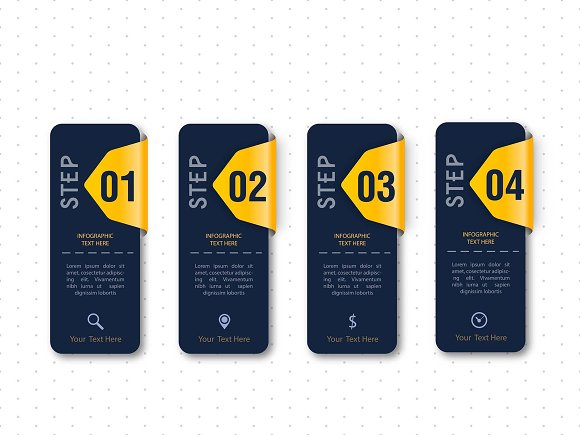 Infographic Template Collection - AI in Illustrations - product preview 9