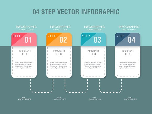 Infographic Template Collection - AI in Illustrations - product preview 12