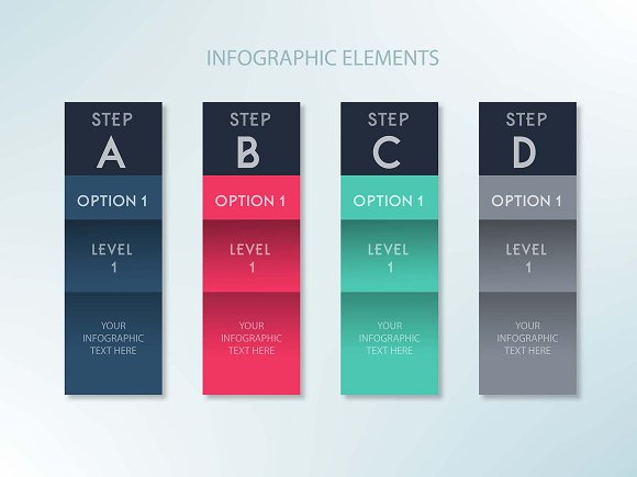 Infographic Template Collection - AI in Illustrations - product preview 25