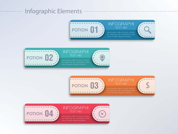 Infographic Template Collection - AI in Illustrations - product preview 34