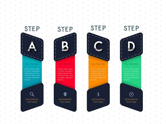 Infographic Template Collection - AI in Illustrations - product preview 36