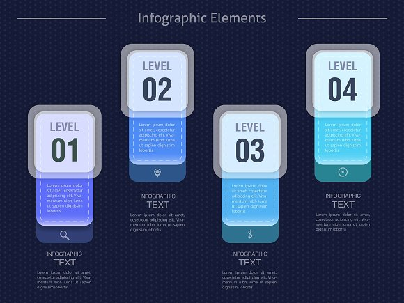 Infographic Template Collection - AI in Illustrations - product preview 42