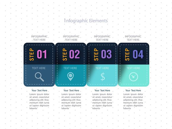 Infographic Template Collection - AI in Illustrations - product preview 44