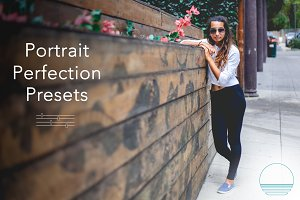 Portrait Perfection Presets - LR