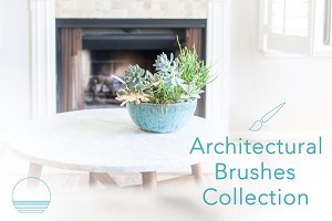 Architectural Brushes Collection- LR