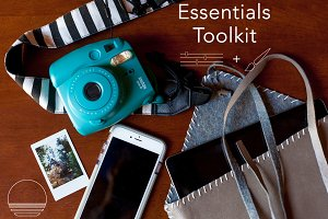 Essentials Toolkit - LR Presets