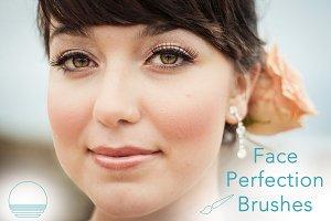 Portrait Facial-Editing Brushes -LR