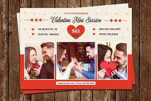 Valentines Day Mini Session-V734