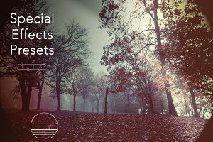 Special Effects Lightroom Presets