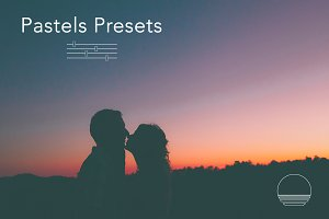 Pastels Presets for Lightroom