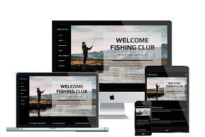 AT Fishing – Fishing Joomla Template
