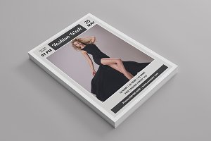 Fashion Week Flyer Template-V735