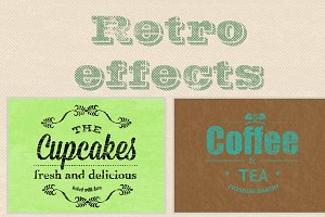 Retro effects