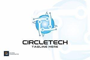 Circletech - Logo Template