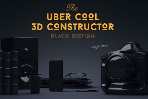 3D Constructor {Black Edition}