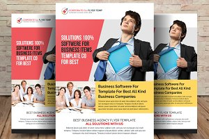 Business Services Other Psd Flyer