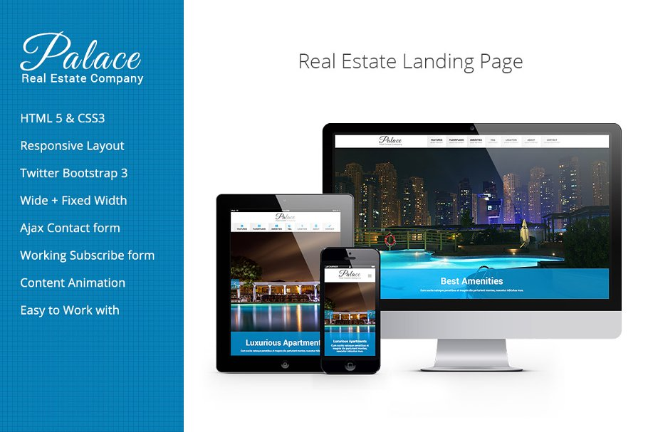 8 Mortgage Website Templates & Themes