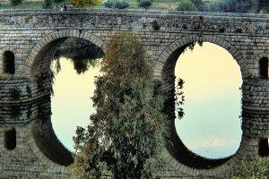 Roman bridge (Merida, Spain)
