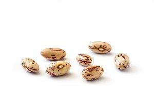 Raw pinto beans