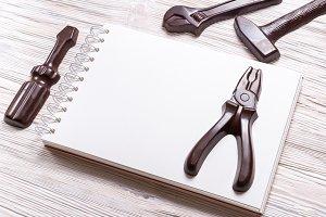 Chocolate builder tools