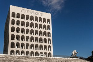 Palace of Italian Civilization.
