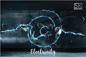 5K Electricity Overlays