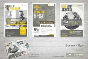 Business Flyer Vol. 2